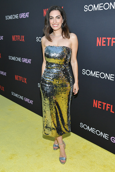 """Silver Shoe「Los Angeles Special Screening Of Netflix's """"Someone Great"""" - Red Carpet」:写真・画像(7)[壁紙.com]"""