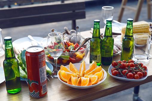 Party - Social Event「Beer fruit」:スマホ壁紙(15)