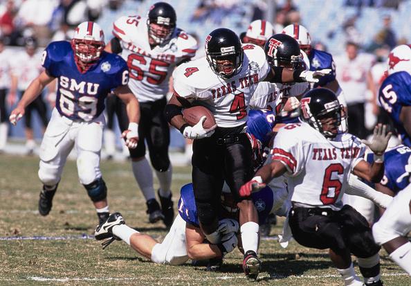 Methodist「Texas Tech Red Raiders vs SMU Mustangs」:写真・画像(15)[壁紙.com]