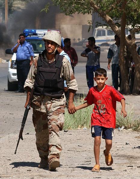 Bulletproof「Violence Continues In Baghdad」:写真・画像(9)[壁紙.com]