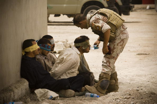 Chaos「Iraq Security Forces Conduct Operations in Lead-up to US Drawdown」:写真・画像(16)[壁紙.com]
