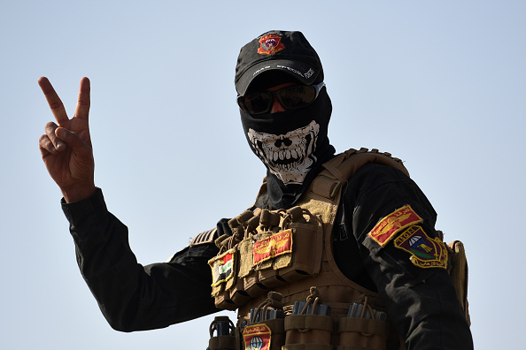 Militant Groups「Joint Forces Battle To Retake Iraqi City Of Mosul From ISIS」:写真・画像(15)[壁紙.com]