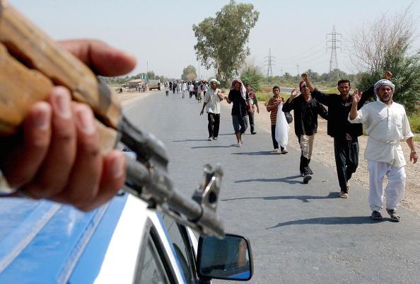 Personal Perspective「Shiites Descend On Karbala Ahead Of Imam Mahdi's Birthday Anniversary」:写真・画像(2)[壁紙.com]