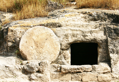Ancient History「Doorway to a tomb in a rock in the Holy Land」:スマホ壁紙(5)