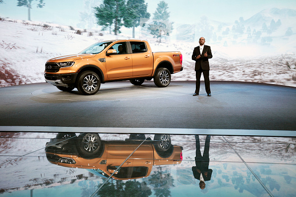 Beginnings「New Models Debut At North American International Auto Show」:写真・画像(16)[壁紙.com]