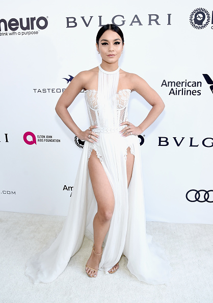 ヴァネッサ・ハジェンズ「25th Annual Elton John AIDS Foundation's Academy Awards Viewing Party - Red Carpet」:写真・画像(10)[壁紙.com]