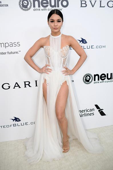 ヴァネッサ・ハジェンズ「25th Annual Elton John AIDS Foundation's Academy Awards Viewing Party - Red Carpet」:写真・画像(16)[壁紙.com]