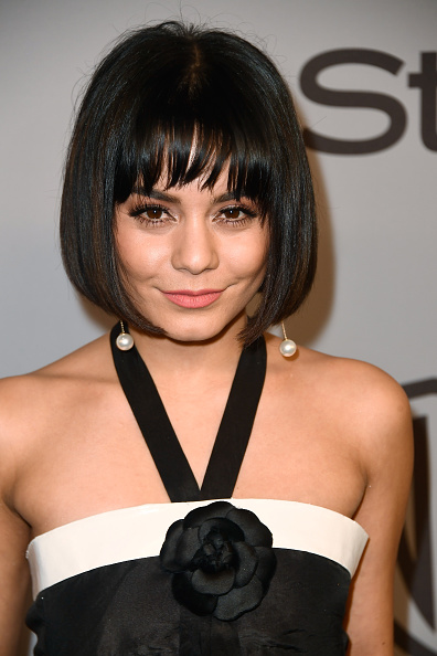 Bangs「Warner Bros. Pictures And InStyle Host 19th Annual Post-Golden Globes Party - Arrivals」:写真・画像(8)[壁紙.com]