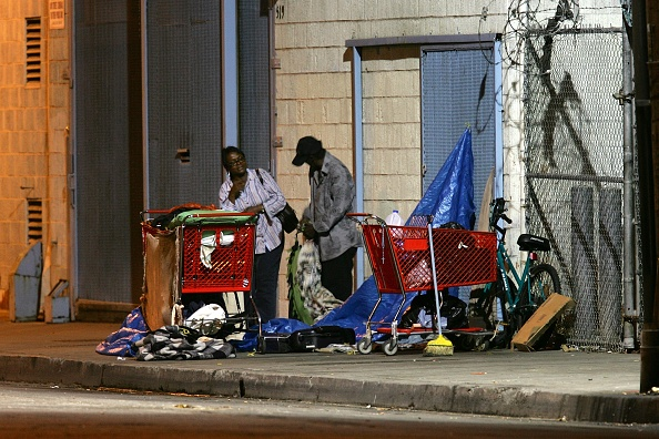 Homelessness「Los Angeles To Allow Homeless To Sleep On Sidewalks」:写真・画像(18)[壁紙.com]