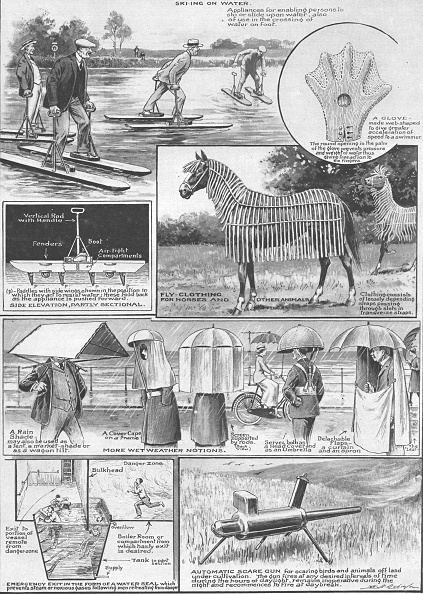 Invention「Curiosities Of The Patent Office」:写真・画像(7)[壁紙.com]