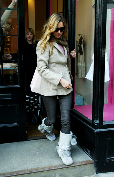 Skinny Pants「Kate Moss Out In Notting Hill」:写真・画像(16)[壁紙.com]