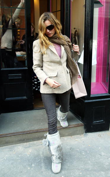 Skinny Pants「Kate Moss Out In Notting Hill」:写真・画像(1)[壁紙.com]