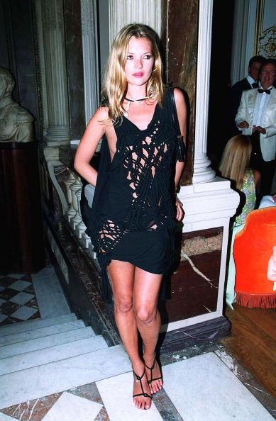 Little Black Dress「Fashion Show Of Galliano Designs And Maison De Grisogne Jewellery In Paris」:写真・画像(16)[壁紙.com]
