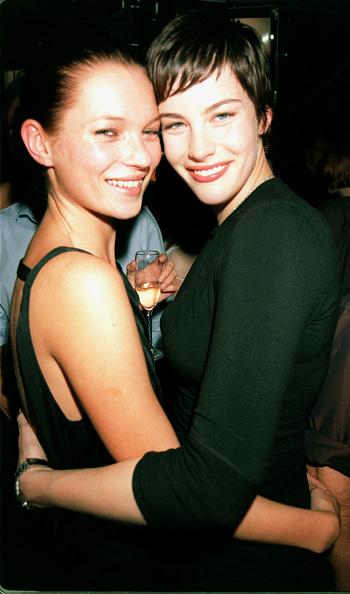 Fashion Model「Kate Moss & Liv Tyler」:写真・画像(6)[壁紙.com]