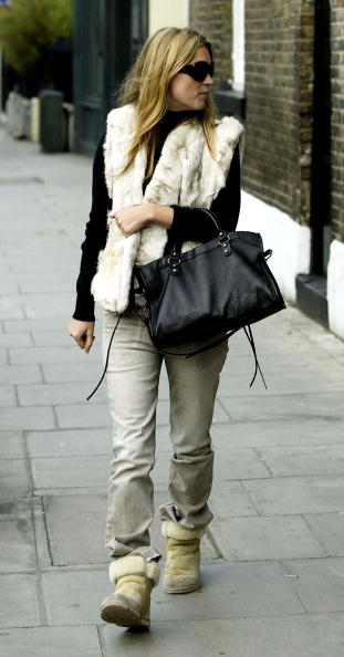 Black Purse「Kate Moss Out With Friends」:写真・画像(2)[壁紙.com]