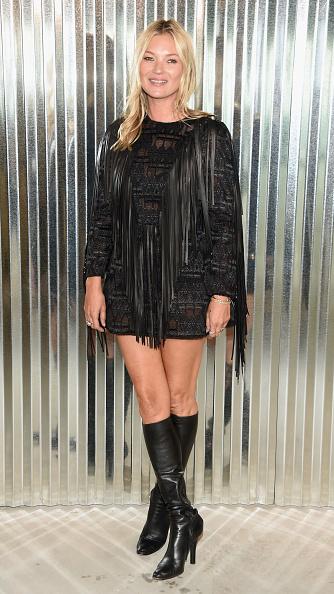 Kate Moss「Longchamp - Backstage - September 2018 - New York Fashion Week」:写真・画像(16)[壁紙.com]