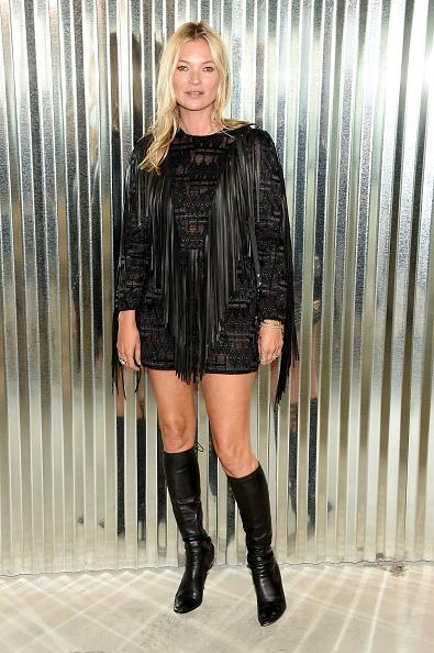 Kate Moss「Longchamp - Backstage - September 2018 - New York Fashion Week」:写真・画像(17)[壁紙.com]