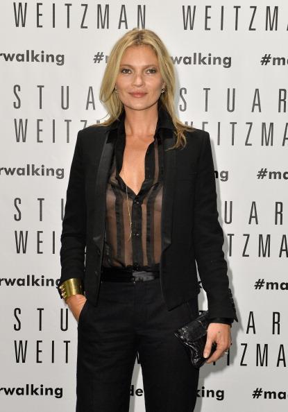 Stuart Weitzman - Designer Label「Kate Moss Celebrates Stuart Weitzman Flagship Store Opening Designed By Zaha Hadid 」:写真・画像(9)[壁紙.com]
