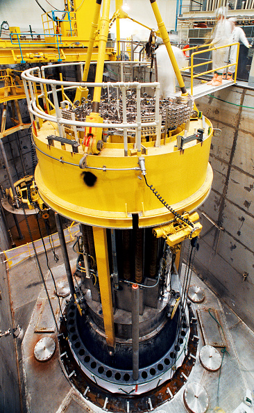 Nuclear Reactor「Maintenance of nuclear reactor」:写真・画像(7)[壁紙.com]