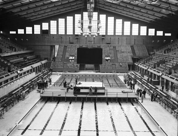 Boxing Ring「Olympic Boxing Ring」:写真・画像(2)[壁紙.com]