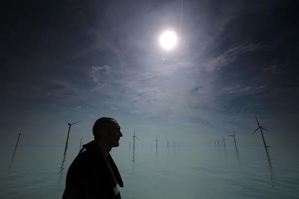 Environmental Conservation「Burbo Bank Wind Farm Now Fully Operational」:写真・画像(12)[壁紙.com]