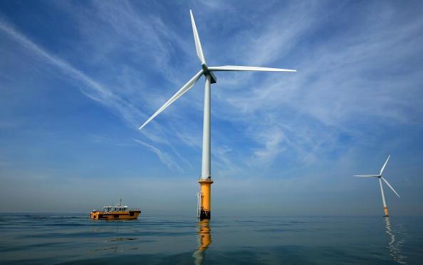 Farm「Burbo Bank Wind Farm Now Fully Operational」:写真・画像(18)[壁紙.com]
