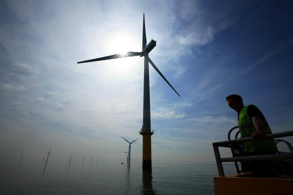 cloud「Burbo Bank Wind Farm Now Fully Operational」:写真・画像(8)[壁紙.com]