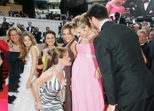 60th International Cannes Film Festival「Cannes - My Blueberry Nights - Premiere & Opening Night」:写真・画像(15)[壁紙.com]