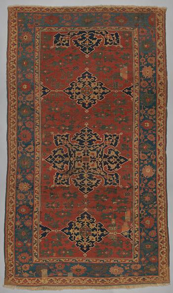 Rug「Star Ushak Carpet」:写真・画像(14)[壁紙.com]