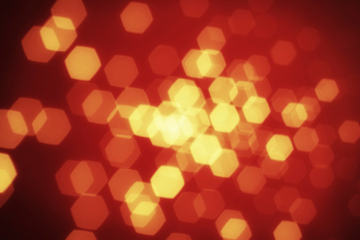 Christmas Lights「Brilliant Abstract Defocused Sparks」:スマホ壁紙(3)