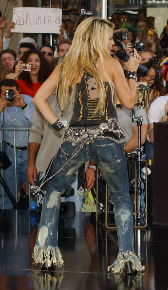 Rear View「NBC Today Show Summer Concert Series with Shakira」:写真・画像(15)[壁紙.com]