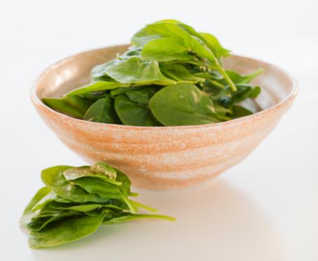 Bowl「Baby spinach」:スマホ壁紙(11)