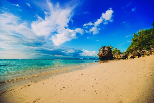 インド洋「パダン パダン ビーチ、バリ、インドネシア」:スマホ壁紙(15)
