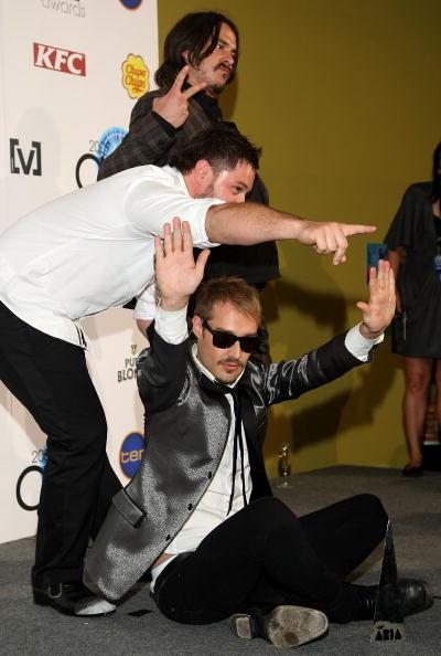 Receipt「2007 ARIA Awards - Awards Room」:写真・画像(15)[壁紙.com]