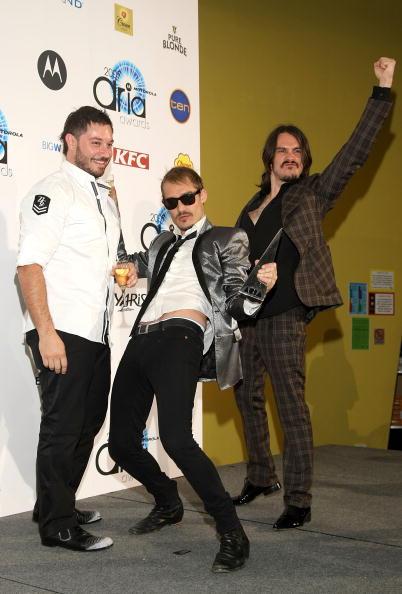 Receipt「2007 ARIA Awards - Awards Room」:写真・画像(17)[壁紙.com]