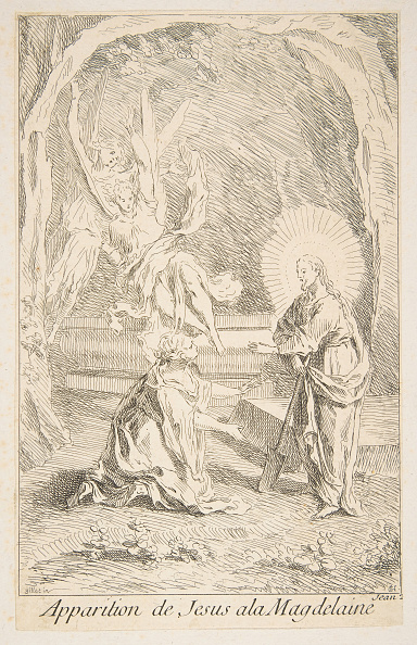 Mary Magdalene「Christ Appearing To Mary Magdelen by Claude Gillot」:写真・画像(18)[壁紙.com]