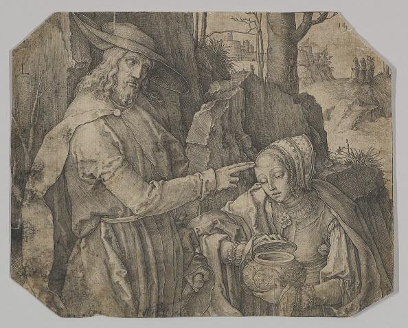Mary Magdalene「Christ Appearing To St Mary Magdalene As A Gardener」:写真・画像(7)[壁紙.com]