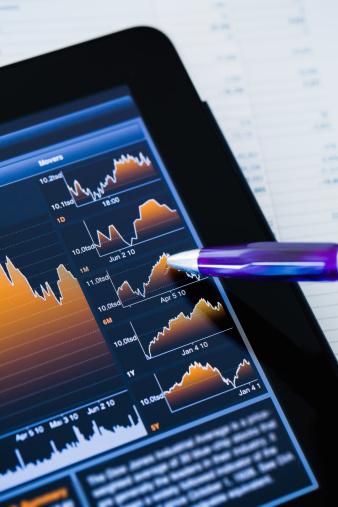 ファイナンス「財務株式市場分析チャート」:スマホ壁紙(11)