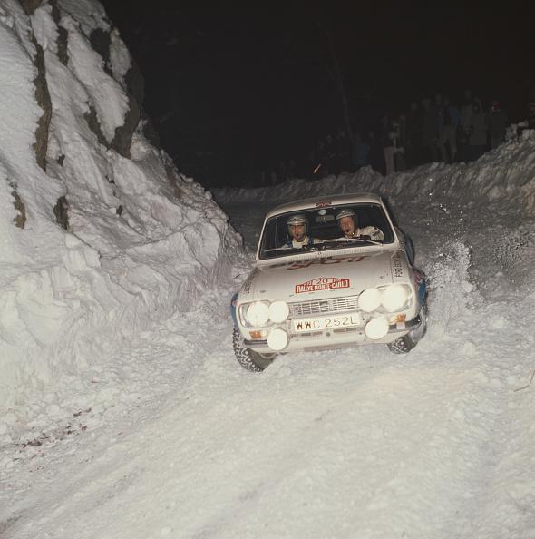 Rally Car Racing「1973 Monte Carlo Rally」:写真・画像(4)[壁紙.com]