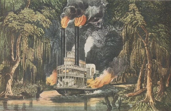 Lighting Equipment「Mississippi Bayou」:写真・画像(7)[壁紙.com]