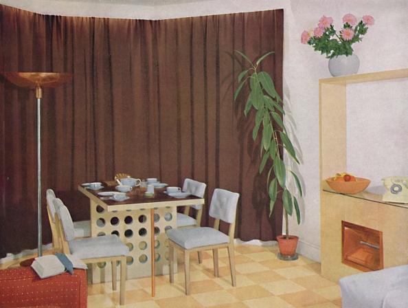 Birch Tree「Small Living-Dining Room」:写真・画像(8)[壁紙.com]