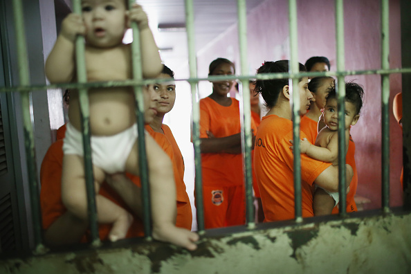 Females「Notorious Brazilian Prison Strives For Reform」:写真・画像(16)[壁紙.com]