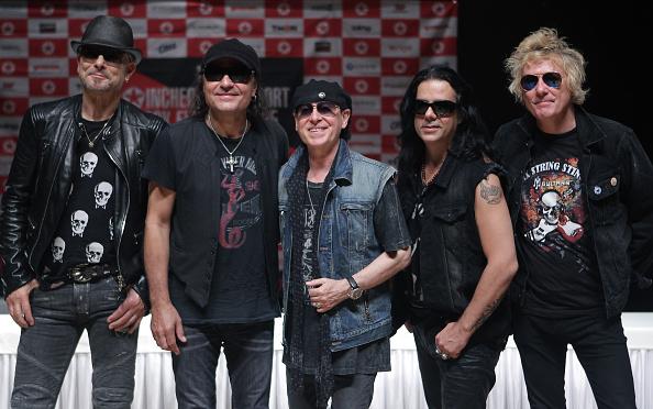 ミュージシャン「Scorpions Celebrate 50th Anniversary」:写真・画像(16)[壁紙.com]