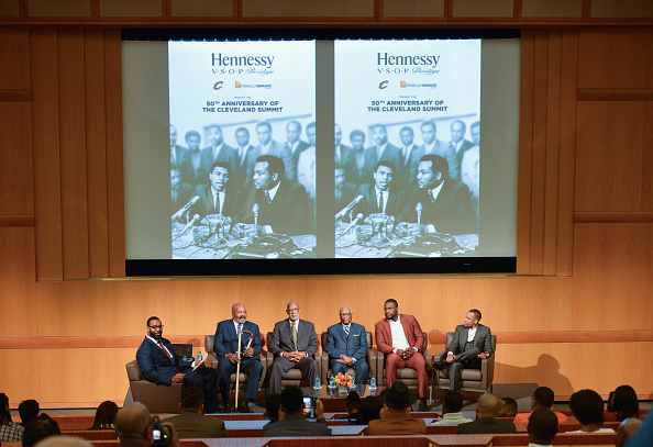 24 legacy「Hennessy Presents The 50th Anniversary Of The Cleveland Summit」:写真・画像(12)[壁紙.com]