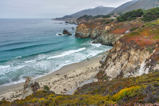 Big Sur「Big Sur, Monterey County, California, USA」:スマホ壁紙(7)