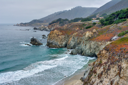 Big Sur「Big Sur, Monterey County, California, USA」:スマホ壁紙(6)