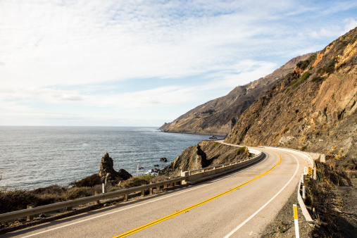 Big Sur「Highway 1 near Big Sur.」:スマホ壁紙(14)