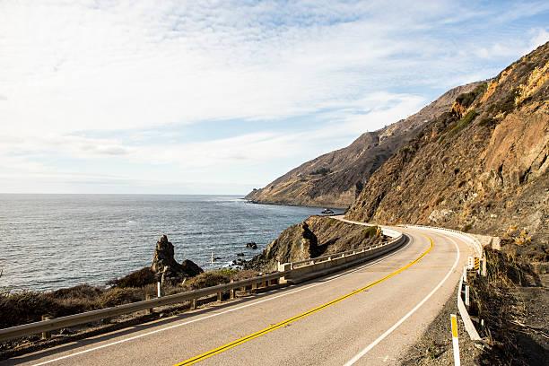 Highway 1 near Big Sur.:スマホ壁紙(壁紙.com)