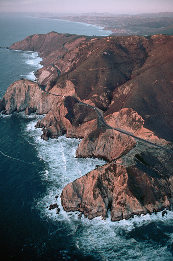 California State Route 1「Highway 1 Near Half Moon Bay」:スマホ壁紙(13)