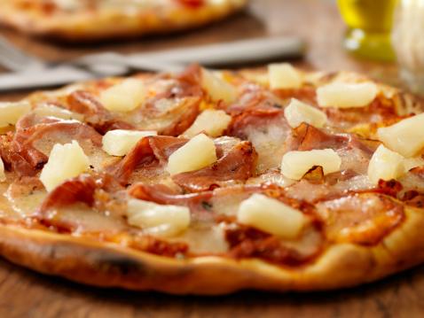 Fast Food「Hawaiian pizza」:スマホ壁紙(0)
